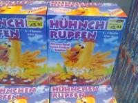 Hühnchen-Rupfen...